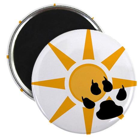 Tiger Paw Magnet