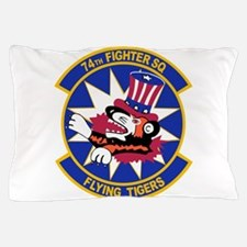 74th_fighter_sq_FLYING_TIGERS.png Pillow Case