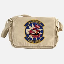 74th_fighter_sq_FLYING_TIGERS.png Messenger Bag