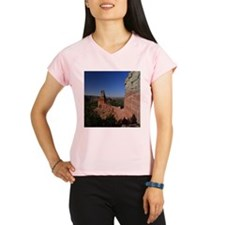 The Lighthouse in Palo Dur Performance Dry T-Shirt