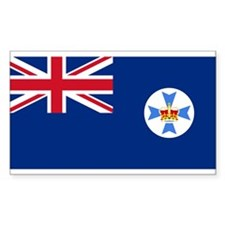 Flag of Queensland Stickers