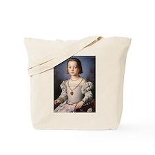 Tudor Lass Tote Bag