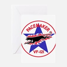 vf-121_pacemaker Greeting Cards