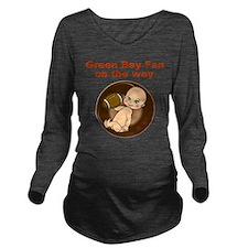 Unique Packer fan Long Sleeve Maternity T-Shirt