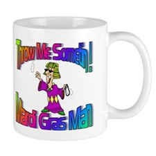 Cute Mardi gras men Mug