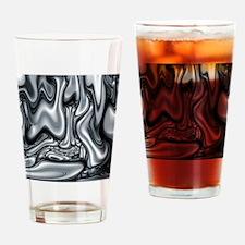 Fractal art Drinking Glass