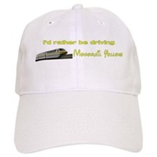 Monorail Yellow Baseball Cap