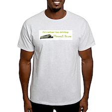 Monorail Yellow T-Shirt