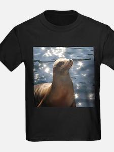 Sparkling Sea Lion T-Shirt