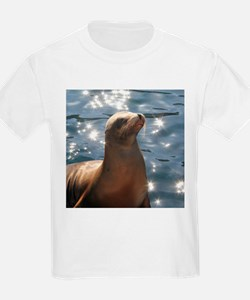 Sparkling Sea Lion T-Shirt