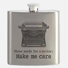 Make Me Care Flask
