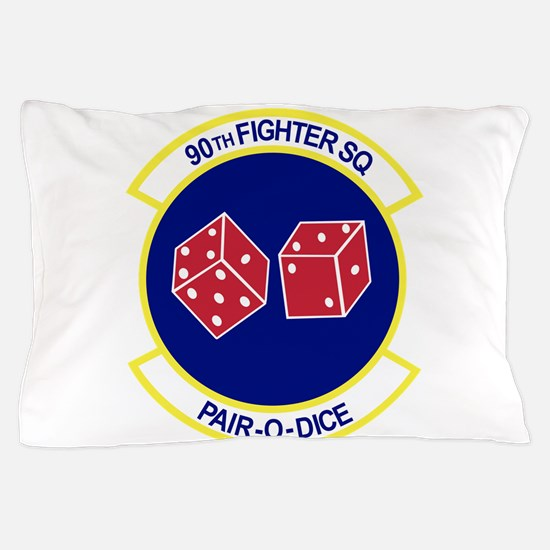 90TH_FIGHTER_f15.png Pillow Case