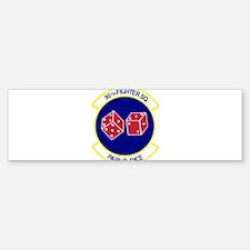 90TH_FIGHTER_f15 Bumper Bumper Bumper Sticker