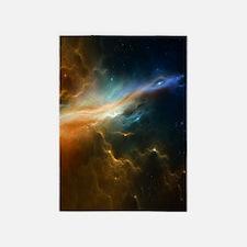 Deep Space Nebula 5'x7'Area Rug