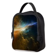Deep Space Nebula Neoprene Lunch Bag