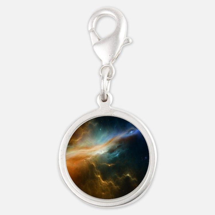 Deep Space Nebula Charms