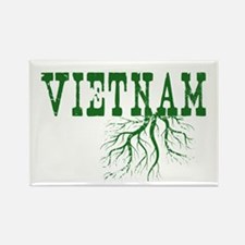 Vietnam Roots Rectangle Magnet
