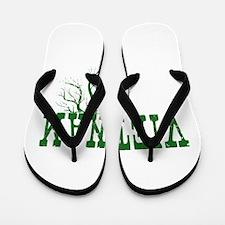 Vietnam Roots Flip Flops