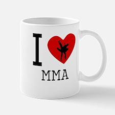 I Heart MMA Mugs