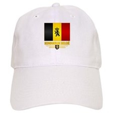 Kingdom of Belgium Baseball Baseball Cap