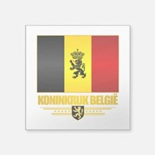 Kingdom of Belgium Sticker