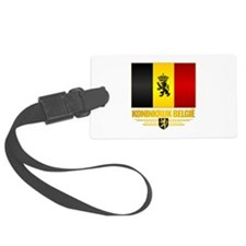 Kingdom of Belgium Luggage Tag