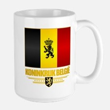 Kingdom of Belgium Mugs