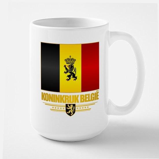 Kingdom of Belgium Mugs
