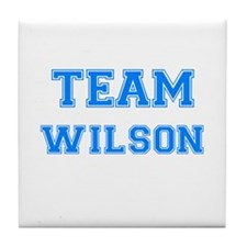 TEAM WILSON Tile Coaster