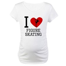 I Heart Figure Skating Shirt