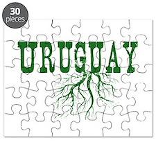 Uruguay Roots Puzzle