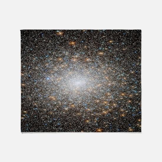 Hubble Deep Space View Throw Blanket