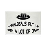 Paralegal magnet Stickers & Flair