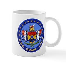 USS GUAM Small Mug