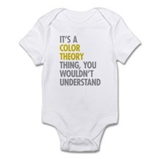Color Theory Thing Infant Bodysuit