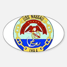 US Navy USS Nassau LHA 4 Decal