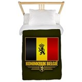 Belgium flag Twin Duvet Covers