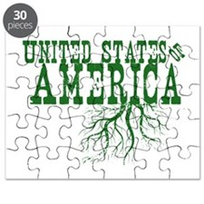 USA Roots Puzzle