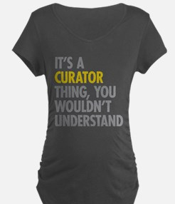 Its A Curator Thing T-Shirt