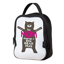 This Mom deserves a Big Bear Hug Neoprene Lunch Ba