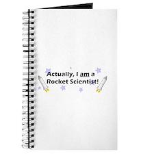 Actually, I am a Rocket Scien Journal