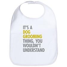 Dog Grooming Thing Bib
