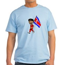 North Korea Boy T-Shirt