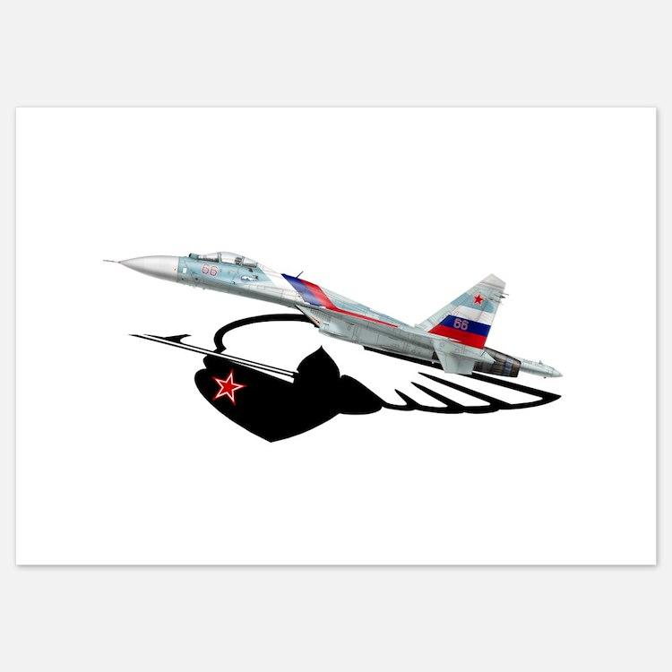 Cute Aircraft Invitations