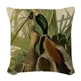 John james Throw Pillows
