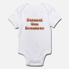 Natural Gas Resource Infant Bodysuit