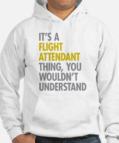 Flight Attendant Thing Hoodie