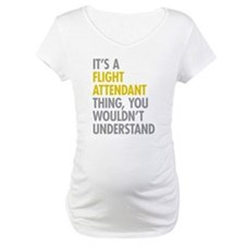 Flight Attendant Thing Shirt