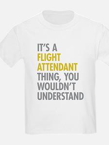 Flight Attendant Thing T-Shirt