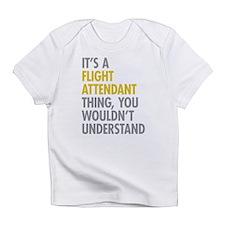 Flight Attendant Thing Infant T-Shirt